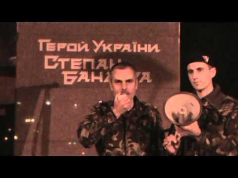 Виступ підполковника Віктора Сердульця. 14.10.2012