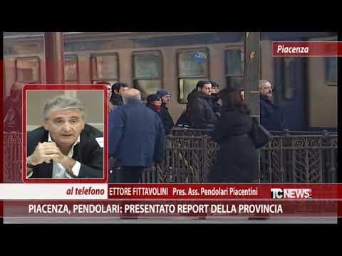 Piacenza, pendolari: presentato report della Provincia