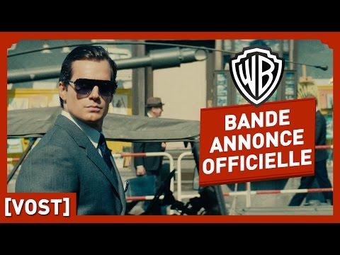 Agents Très Spéciaux - Code U.N.C.L.E - Bande Annonce Officielle (VOST)