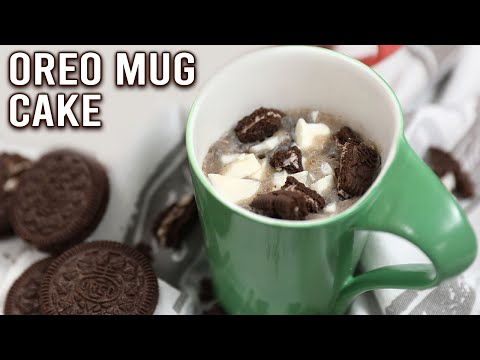 Oreo Mug Cake | Winter Is Coming | How To Make Mug Cake | Eggless Oreo Cake Recipe | Varun