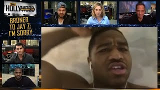 Adrien Broner -- I Shouldn't Have Dissed Jay Z