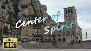 Montserrat is about 40 km north-west of Barcelona. Montserrat is at the same time name of the monastery and of sand stone ...