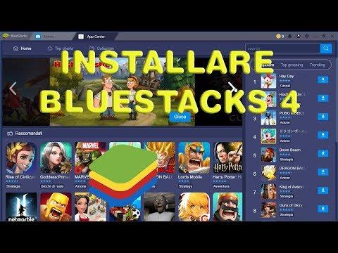 Come scaricare e installare BlueStacks 4 su pc