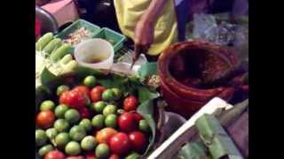 Chiang Mai Thailand Sunday Market