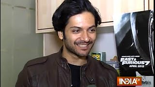 Nonton Fast & Furious 7: Ali Fazal shares his experience of being a part of the movie - India TV Film Subtitle Indonesia Streaming Movie Download