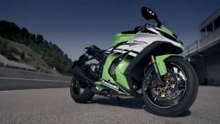 3. KAWASAKI NINJA ZX-10R  30th Anniversary Edition MY15 - Official video