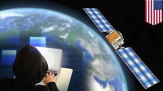 人工衛星にハッキングが可能? テロの脅威も