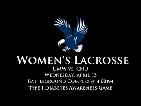 UMW Women's Lax Diabetes Awareness