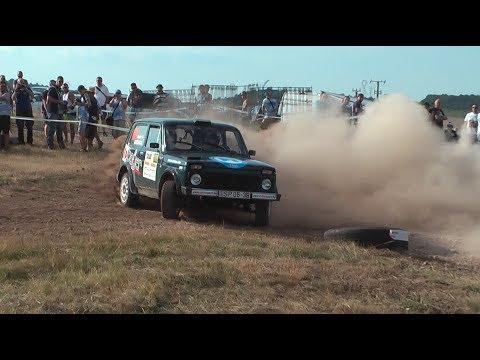 Veszprém Rally 2017 Action