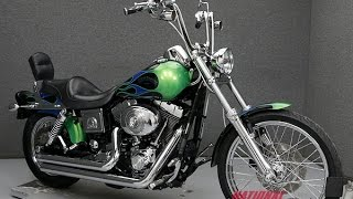10. 2005  HARLEY DAVIDSON  FXDWGI DYNA WIDE GLIDE   - National Powersports Distributors