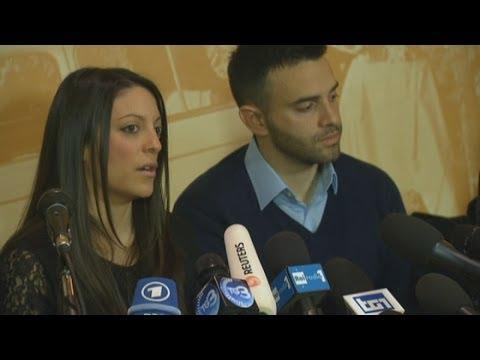 Amanda Knox/Rafaelle Sollecito conviction reinstated: Meredith Kercher's family reaction