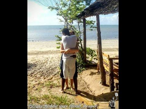 情侶擁抱照出現靈異?真相卻考倒百萬網友