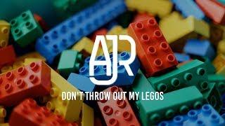 AJR - Don't Throw Out My Legos (Lyrics)