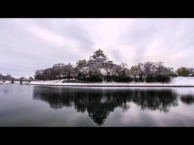 岡山後楽園・岡山城の四季