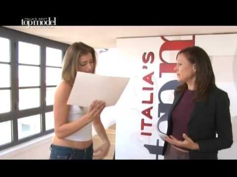 Lucia Giovannini - Italia's Next Top Model 3 (2009) - Sky Tv - Gli obiettivi