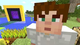 Minecraft Xbox - My Story Mode House - Tragic Moment!