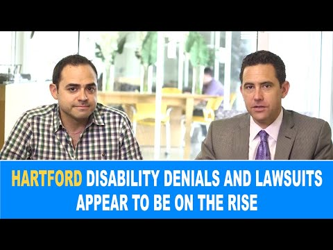 denials - In this video, nationwide disability attorneys Cesar Gavidia and Gregory Dell discuss the recent increase in denials of long term disability insurance claims...