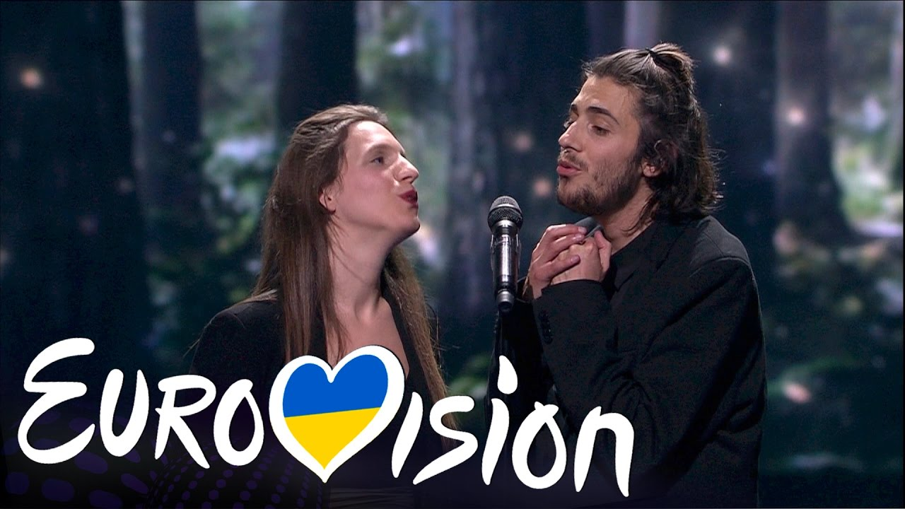 Portugal: 'Amar Pelos Dois' | Salvador Sobral – Winners of Eurovision 2017: Grand Final – BBC One