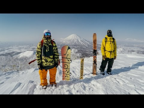 Japan Snow - The Search for Perfection