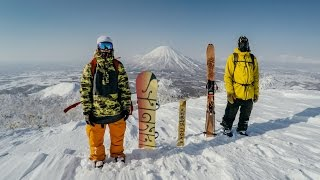 Niseko Japan  city photos : GoPro: Japan Snow - The Search for Perfection in 4K