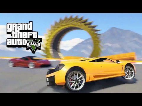 NEED FOR SEED - GTA 5 Gameplay