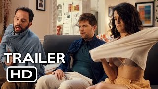 Nonton My Blind Brother Official Trailer  1  2016  Adam Scott Comedy Movie Hd Film Subtitle Indonesia Streaming Movie Download