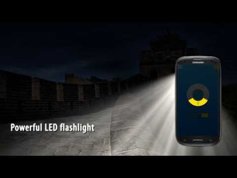 Video of DU Flashlight - Brightest LED