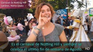 CARNAVAL DE NOTTING HILL 2016