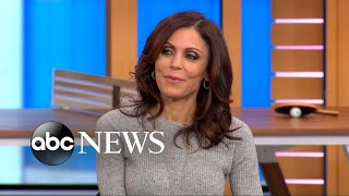 Video 'Real Housewife' Bethenny Frankel shares her ultimate side hustle MP3, 3GP, MP4, WEBM, AVI, FLV November 2018