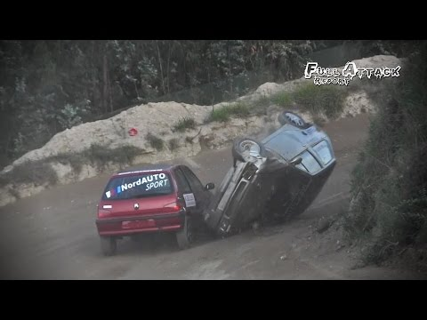 3ª Prova Troféu Galo | Chorente 2014 - Crash & Show [HD]