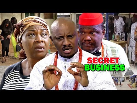 Secret Business Season 1&2 - Ugezu J. Ugezu 2019 Latest Nigerian Nollywood Movie