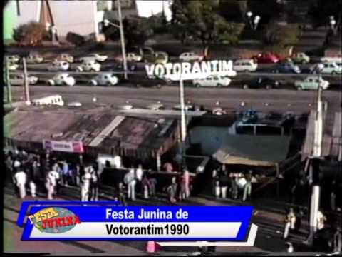 Festa Junina de Votorantim 1990