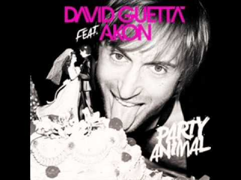Party Animal Akon Ft David Guetta
