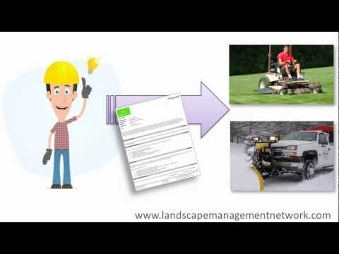 Landscape Estimating Software (Grounds Maintenance, Lawn Care, and Snow + Ice)