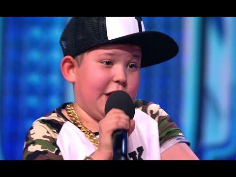 Этот мальчик довел до истерики жюри шоу талантов - DomaVideo.Ru