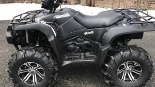 8. 2017 Kingquad WITH 3rd auxiliary Headlight