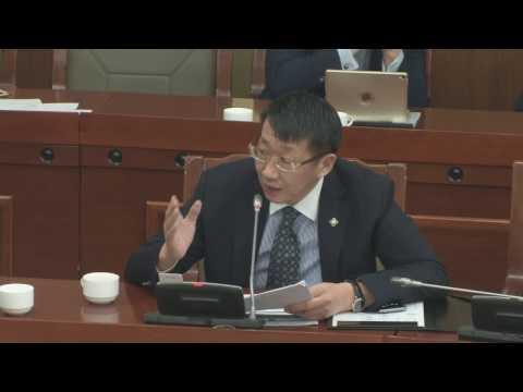 Ж.Ганбаатар: Хариуцлага тооцох, торгох зорилготой хуулийн төсөл хэлэлцэн батлах цаг нь өнөөдөр биш