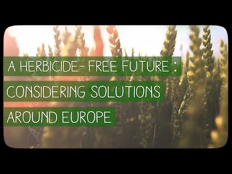Herbicide-free future. Considering solutions around Europe. DEMO