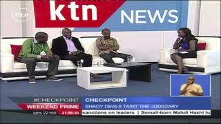 Check Point 31st January 2016: Graft within the Judiciary [Part 3]