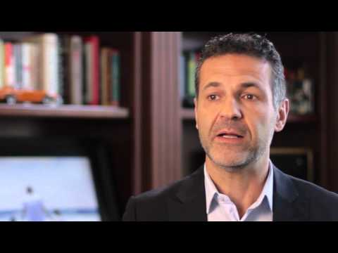 Author Khaled Hosseini talks about his new book, AND THE MOUNTAINS ECHOED (available now)