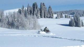 3. 2010 ski-doo expedition 1200 4