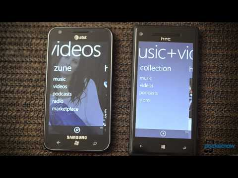 windows phone 7 - If you've read and watched our review of Windows Phone 8, you may be wondering how some of new changes compare to how Windows Phone 7.5 currently looks and o...