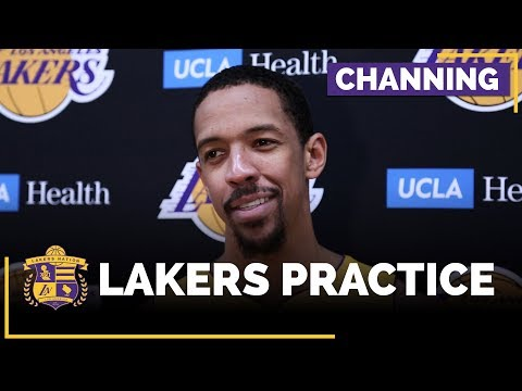 Video: Lakers Channing Frye Talks About Playing With A Young Team, Veteran Role