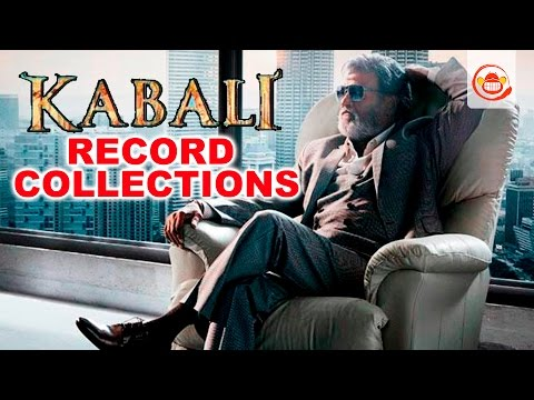 Kabali Boxoffice Collections - Earns 100 Crore On Its First Day