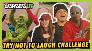 Try Not To Laugh Challenge Dab Edition | MACDIZZLE420 by Loaded Up