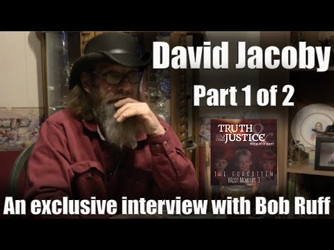 David Jacoby Interview with Bob Ruff - Part 1 of 2