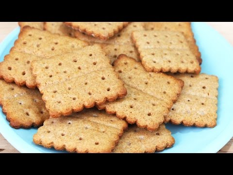 homemade - Hey guys! These homemade graham crackers are so much better than the store-bought kind, and would be perfect for the homemade Rilakkuma s'mores I have coming up in a video very soon! Enjoy,...