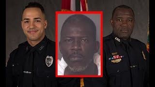 Suspect in killings of 2 Fla. officers arrested at bar