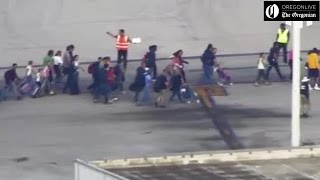 Fort Lauderdale airport shooting reported