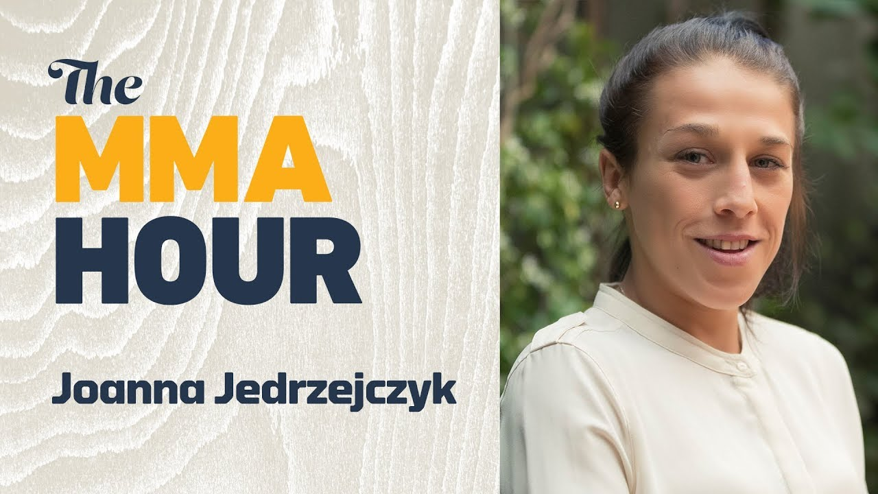 Joanna Jedrzejczyk Cut '15 Pounds in 14 Hours' Ahead of UFC 217